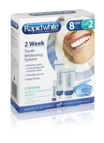 Rapid White 2 Week Whitening System