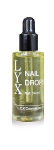 Lyx Cosmetics Naildrops