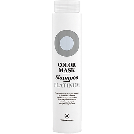 KC Professional Color Mask Shampoo Platinum Silver