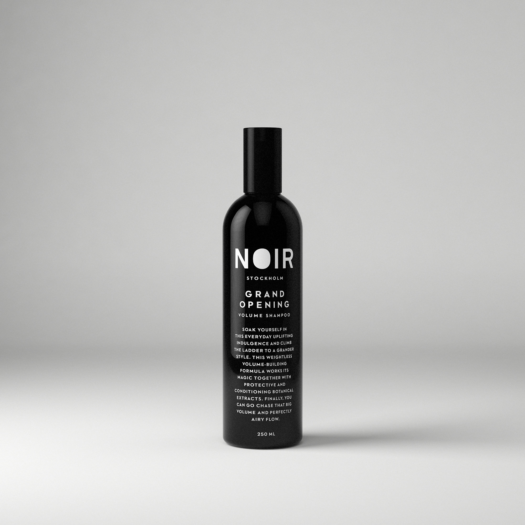 Noir Grand Opening Volume Shampoo