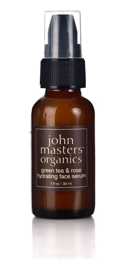 John Masters Organics Green Tea Rose Hydrating Face Serum