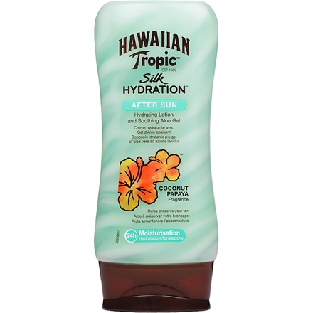 Hawaiian Tropic Silk Hydration After Sun Hydration Lotion