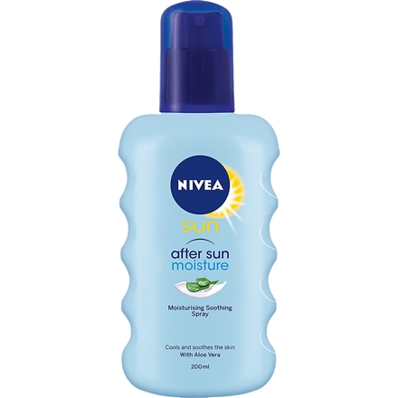 Nivea Sun After Sun Moisture Spray