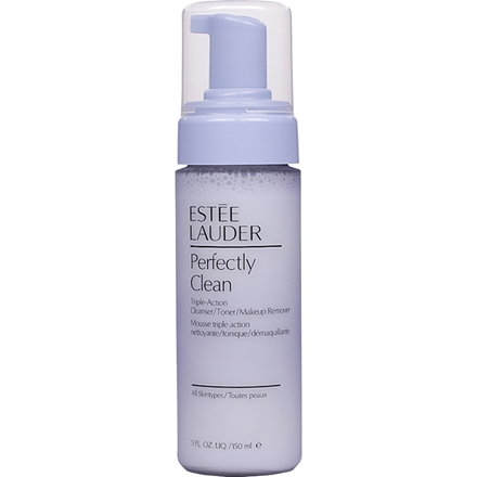 Estee Lauder Perfectly Clean Triple Action Cleanser Toner Makeup Remover