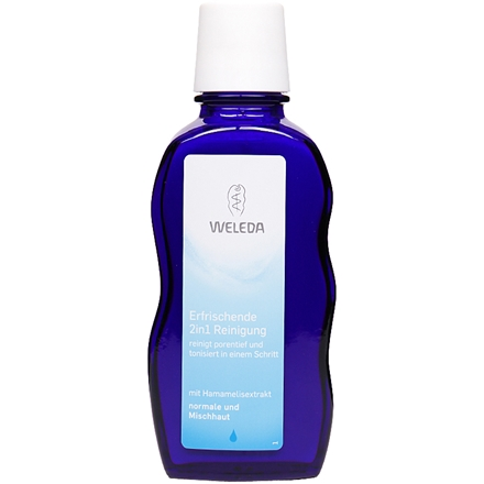 Weleda One Step Cleanser Toner