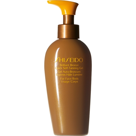 Shiseido Brilliant Bronze Quick Self Tanning Gel