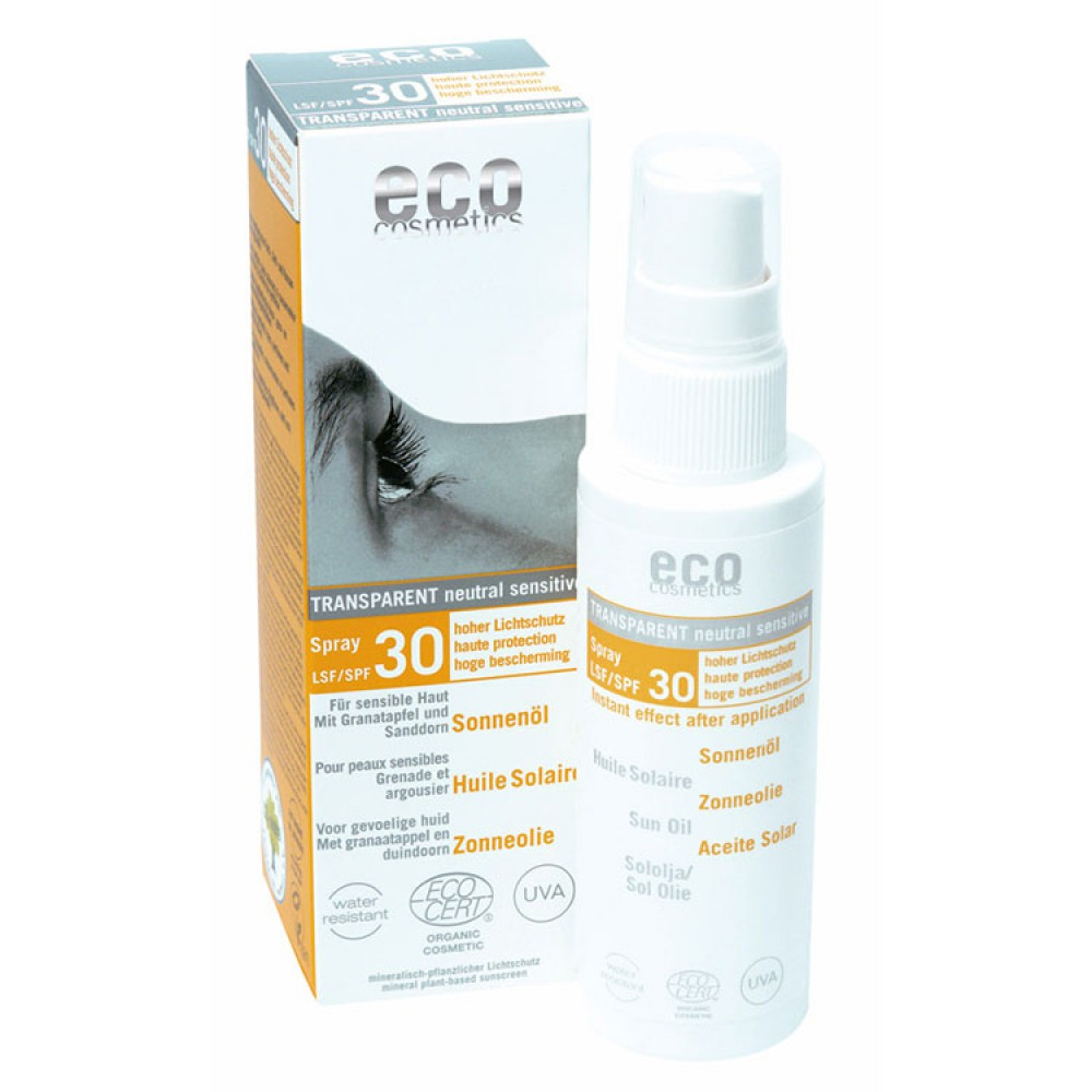 Eco Cosmetics Sololja Spray 30 Spf