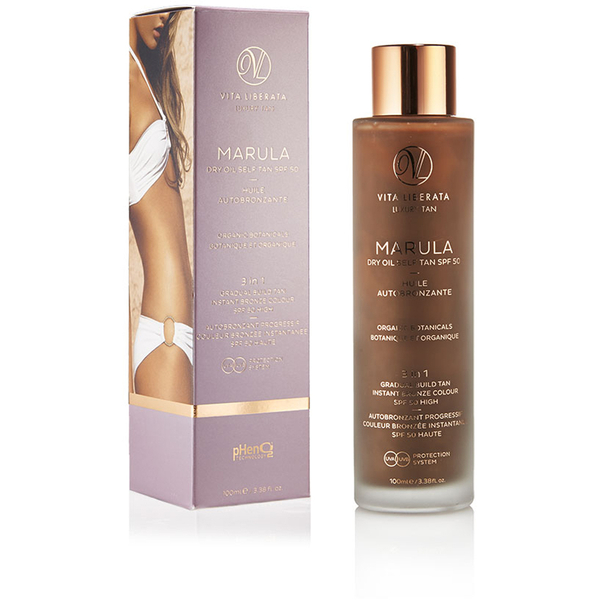 Vita Liberata Phenomenal Marula Self Tan Oil
