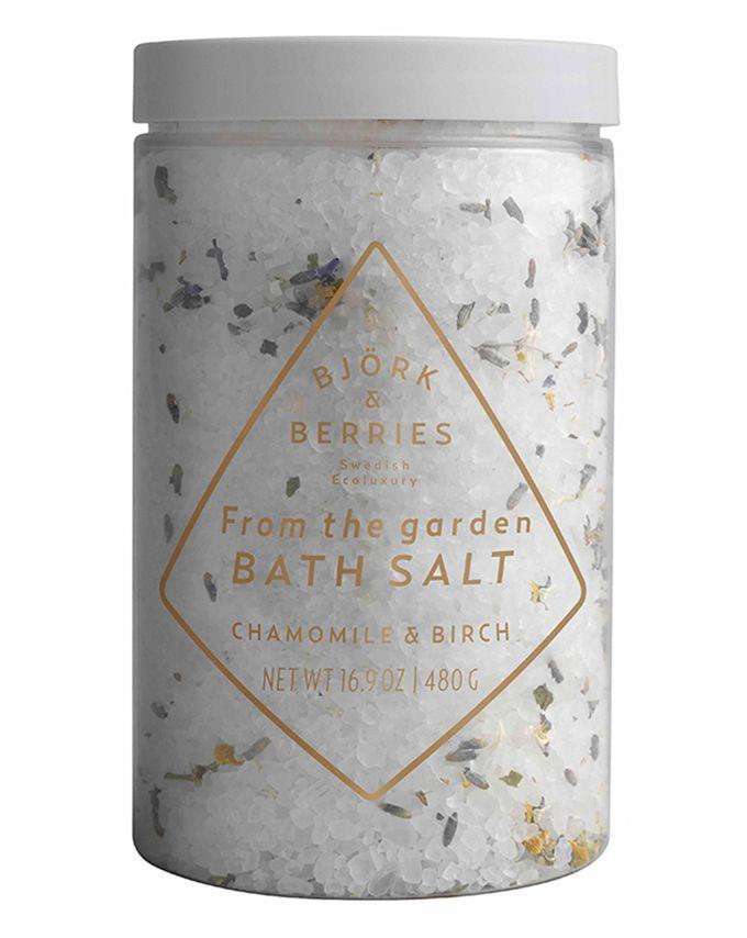 Bjork Berries From the Garden Bath Salt