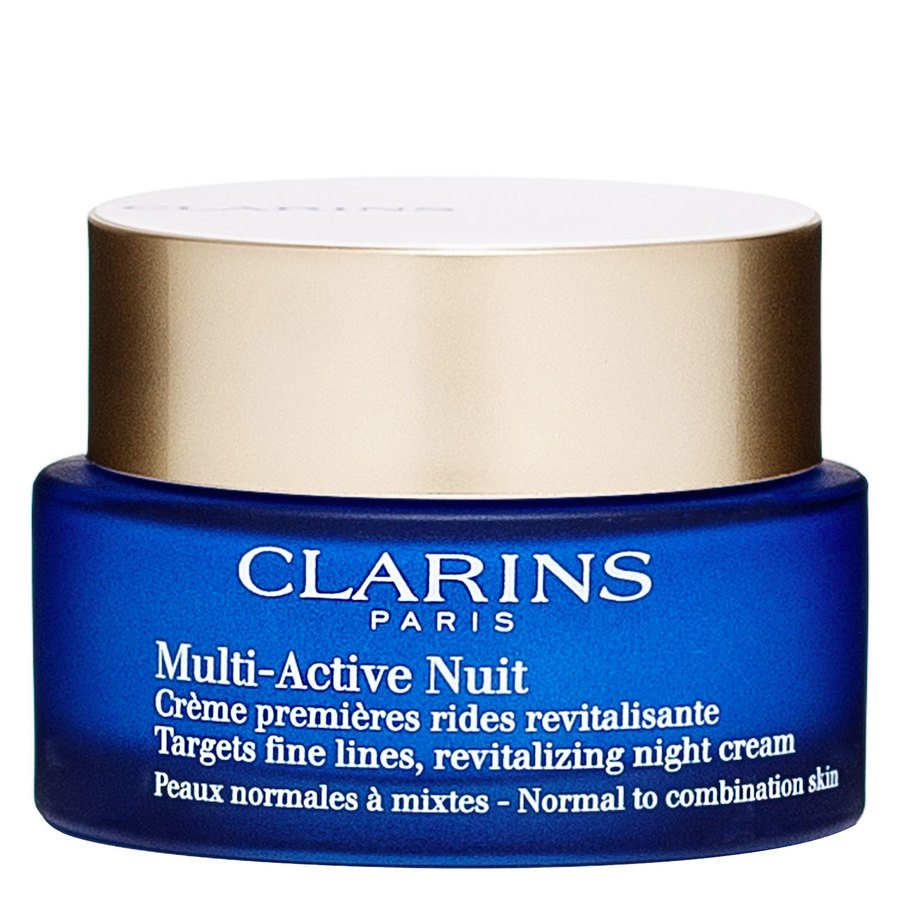 Clarins Multi Active Nuit Night Cream Normal To Combination