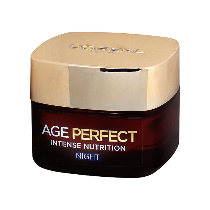 Loreal Age Perfect Intense Nutrition Night Care