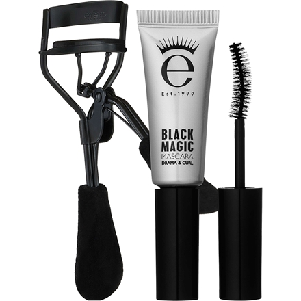 Eyeko Black Magic Lash Curler and Deluxe Mascara