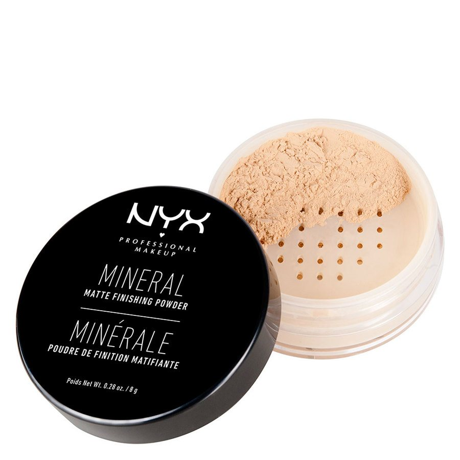 NYX Professional Mineral Finishing Powder