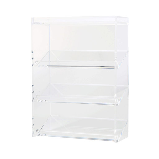 Muji Acrylic Storage Case 3 Layers