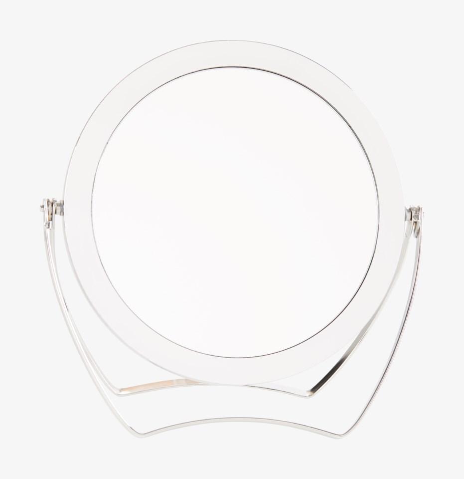 Kicks Beauty Table Mirror