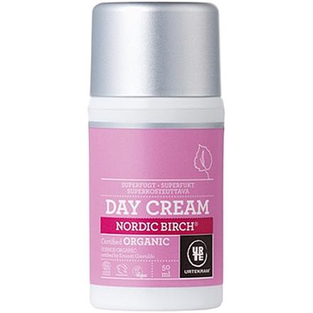 Urtekram Nordic Birch Day Cream Moisturizing