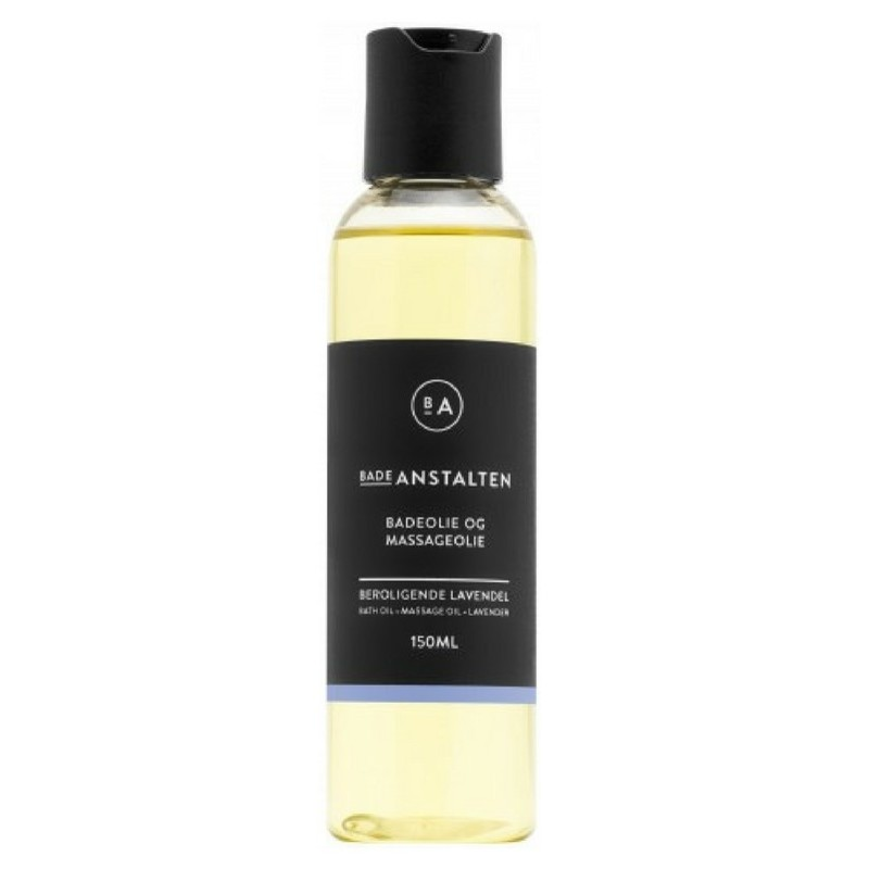 Badeanstalten Bath Oil and Massage Oil