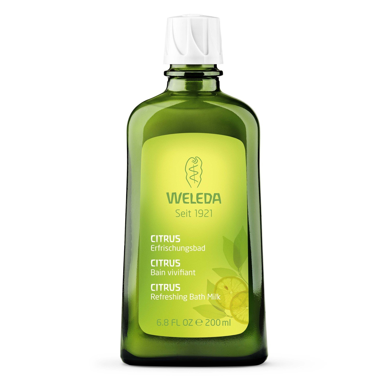 Weleda Citrus Refreshing Bath Milk