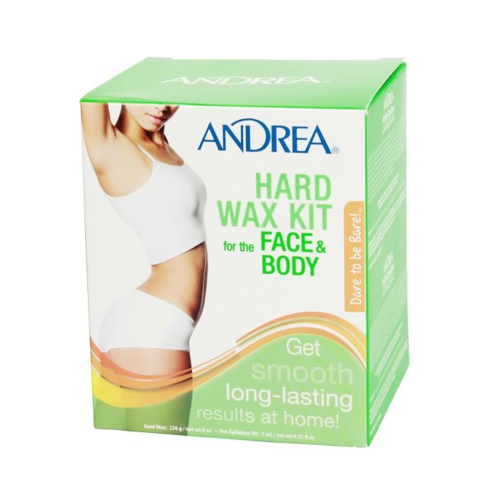 Andrea Hard Wax Kit
