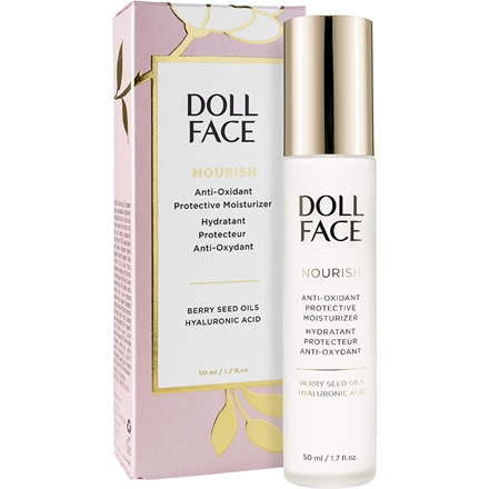 Doll Face Nourish Antioxidant Protective Moisturizer