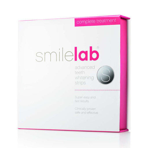 Smilelab Advanced Teeth Whitening Strips S