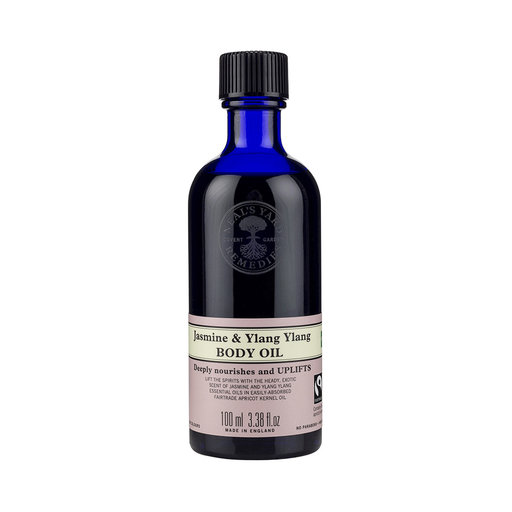 Neals Yard Jasmine and Ylang Ylang Body Oil