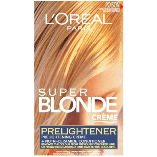LOreal Paris Super Blonde Creme Avfärgning