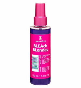 Lee Stafford Bleach Blondes Tone Correcting Conditioning Spray