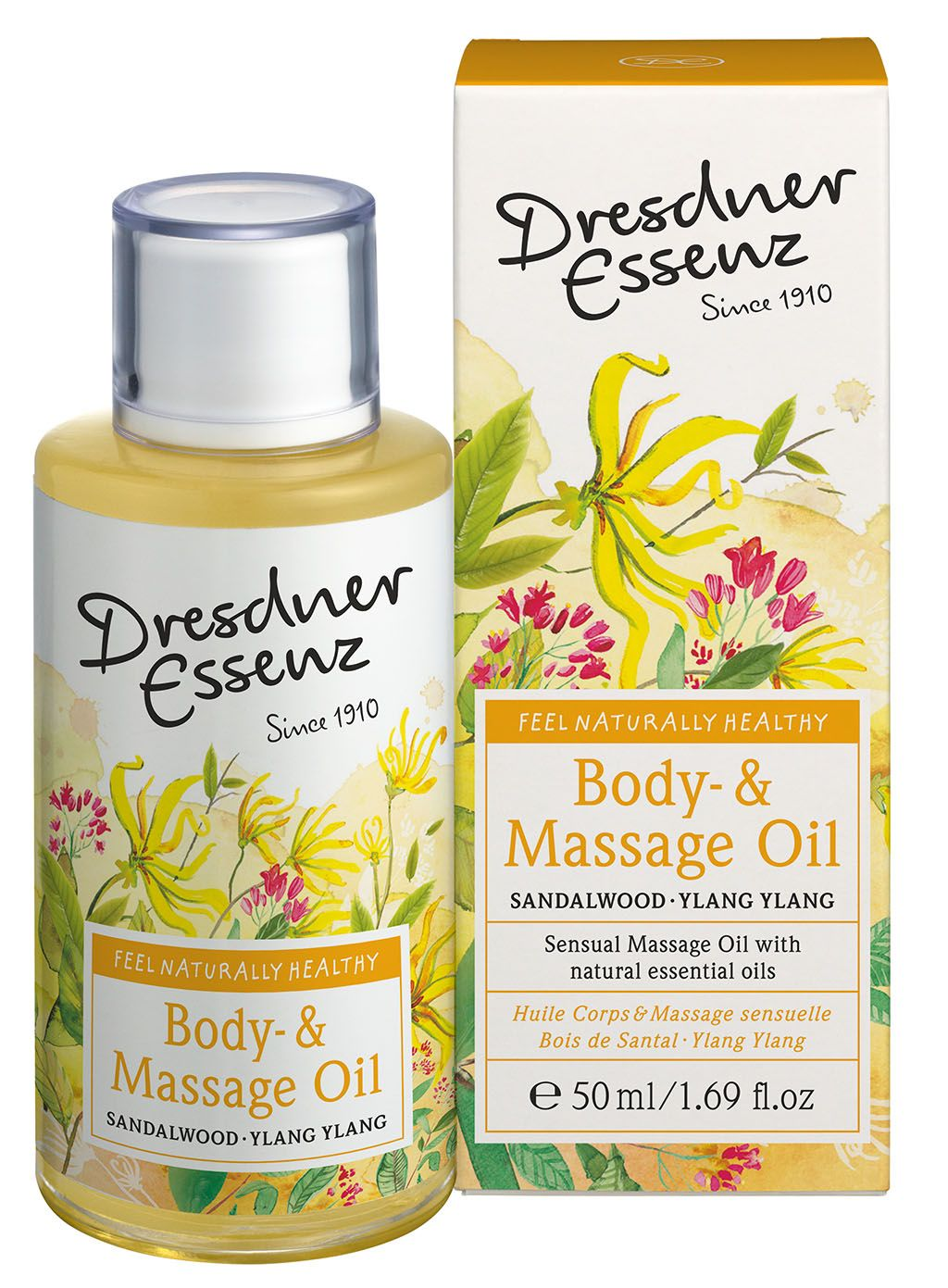 Dresdner Essenz Massage Oil