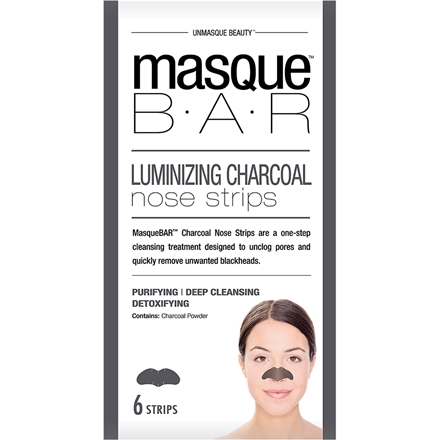 Masque Bar Charcoal Nose Strips