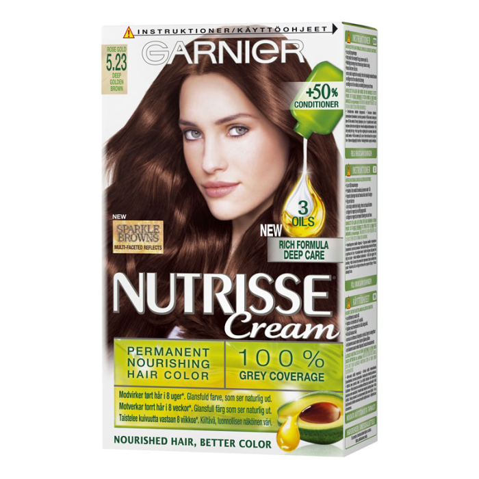 Garnier Nutrisse Cream Niva 3