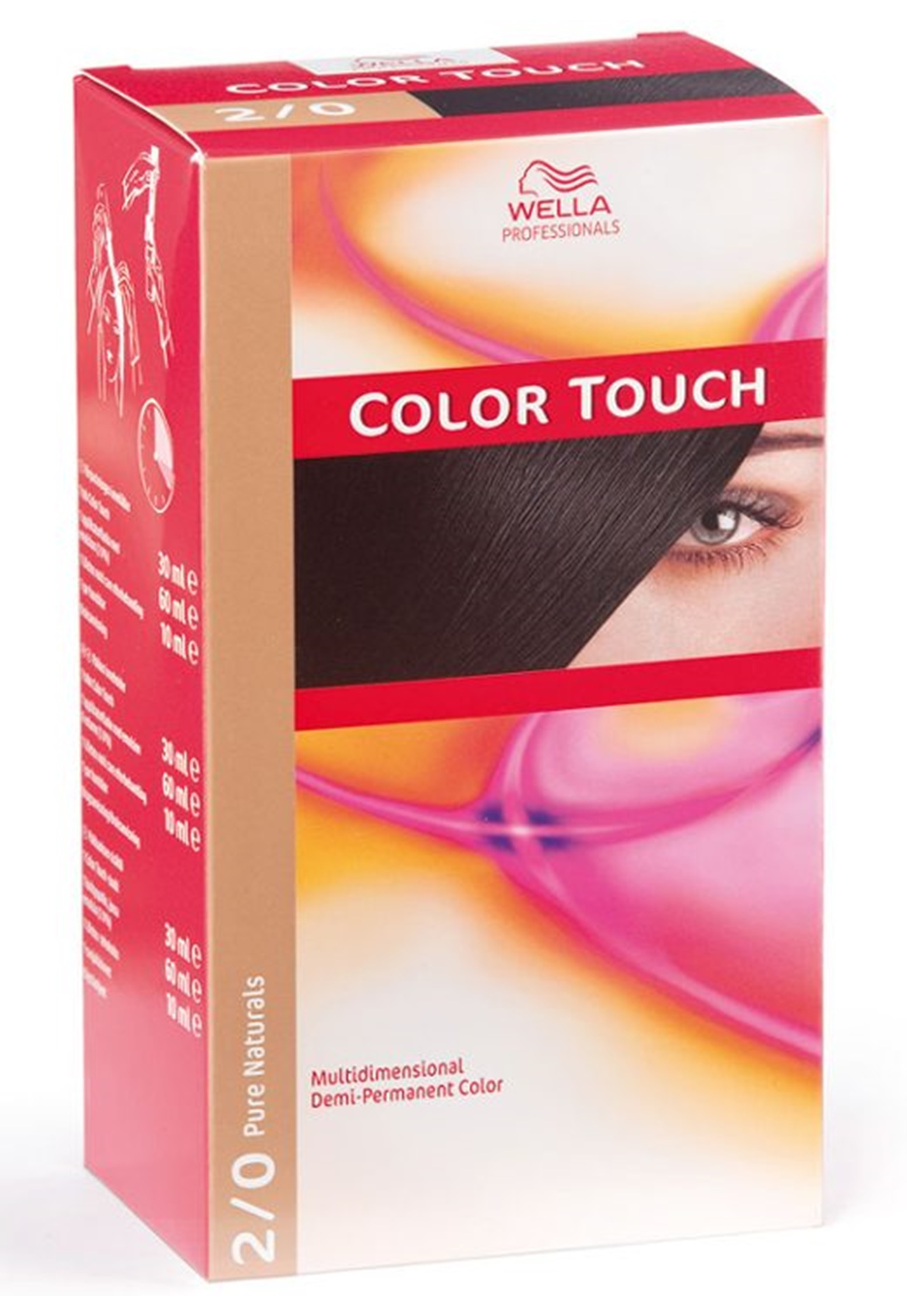 Wella Color Touch OTC Pure Naturals