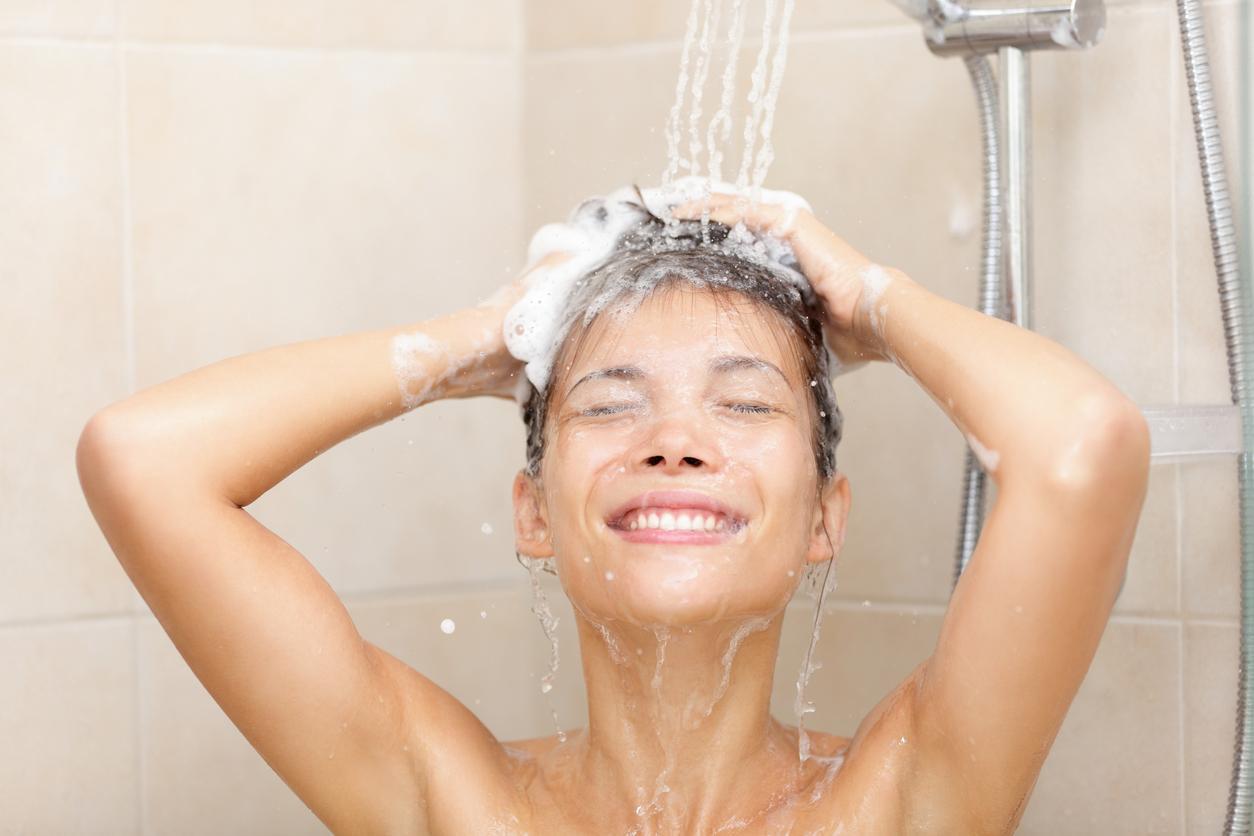 hur ofta ska man duscha håret