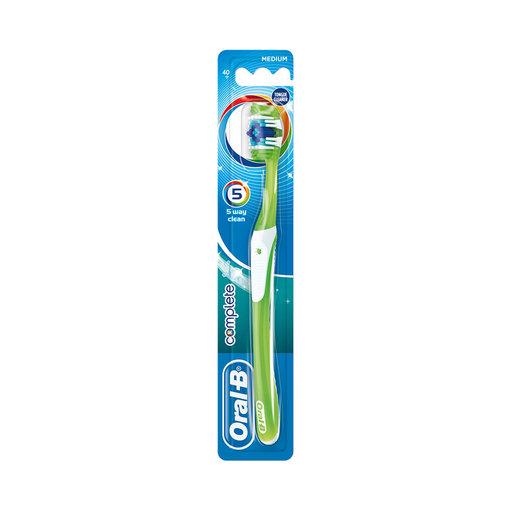 Oral B Tandborste Complete 5 Way Clean Medium