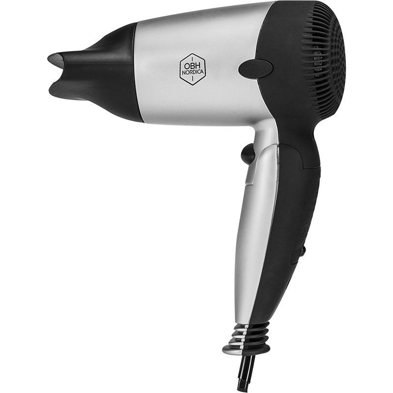 OBH Nordica Hair Dryer Looks Sport and Travel