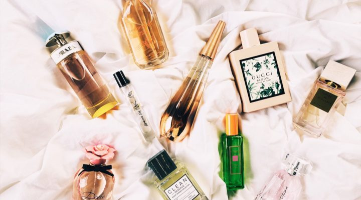 Hur lange haller parfym