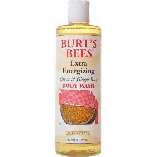 Burts Bees Citrus Ginger Root Body Wash