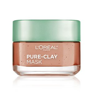 LOreal Paris Pure Clay Exfoliating Mask