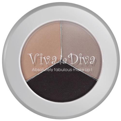Viva La Diva Eyebrow Trio Shadows