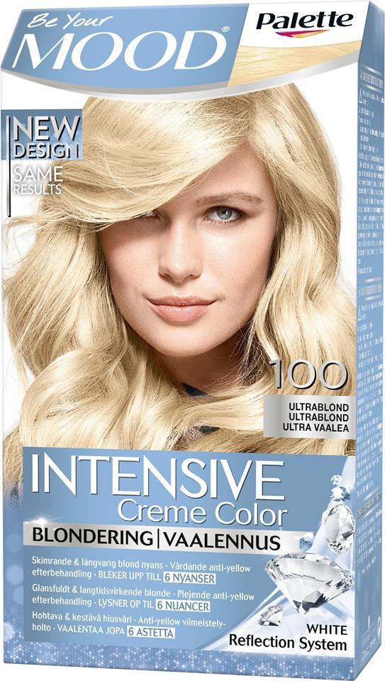Mood Blonde Harfarg 100 Ultrablond