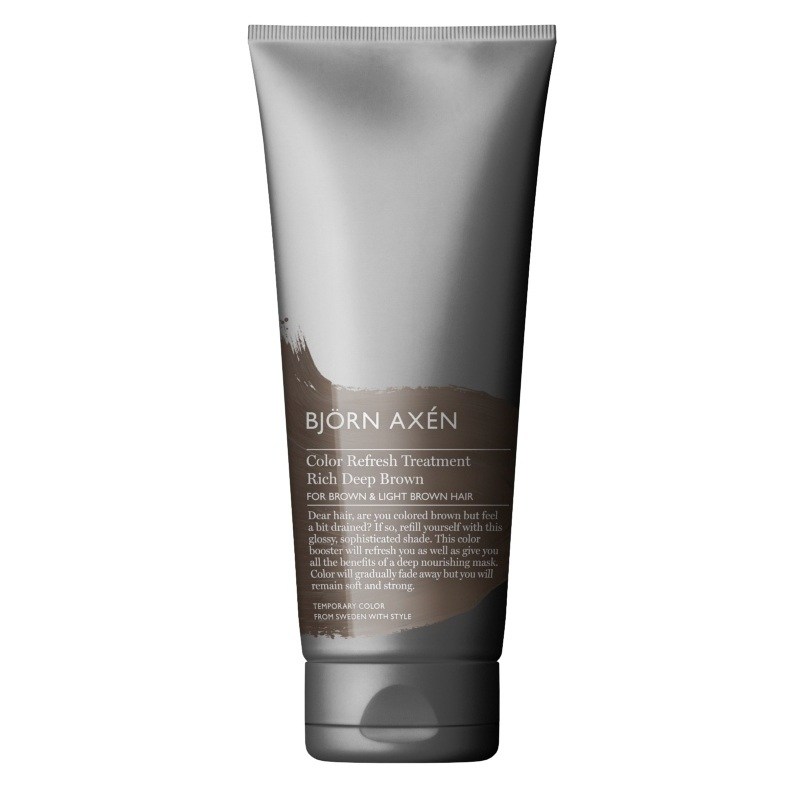 Bjorn Axen Color Refresh Treatment Rich Deep Brown