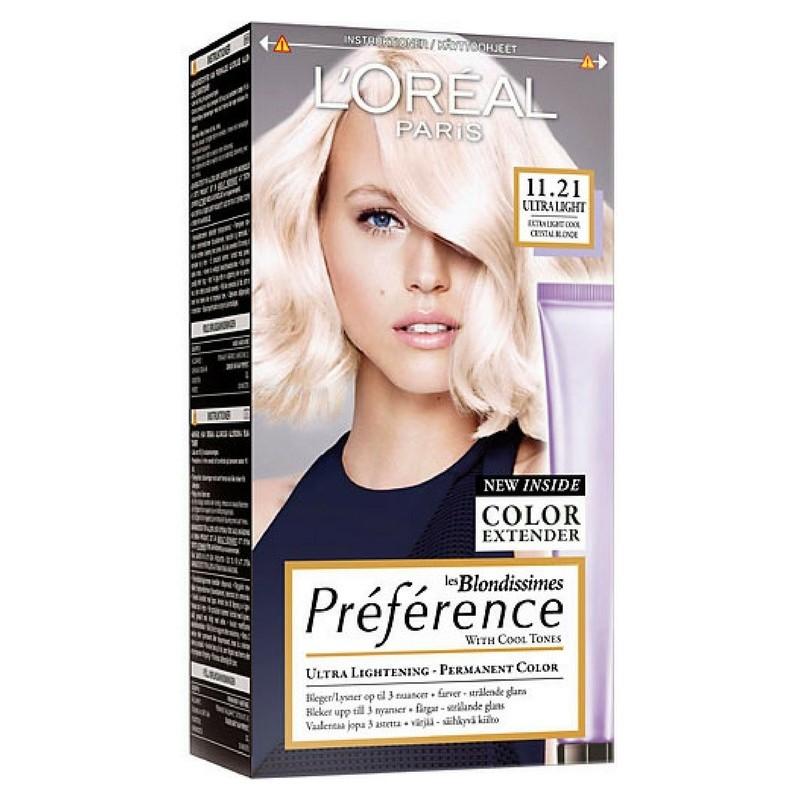 LOreal Paris Preference Blondissimes