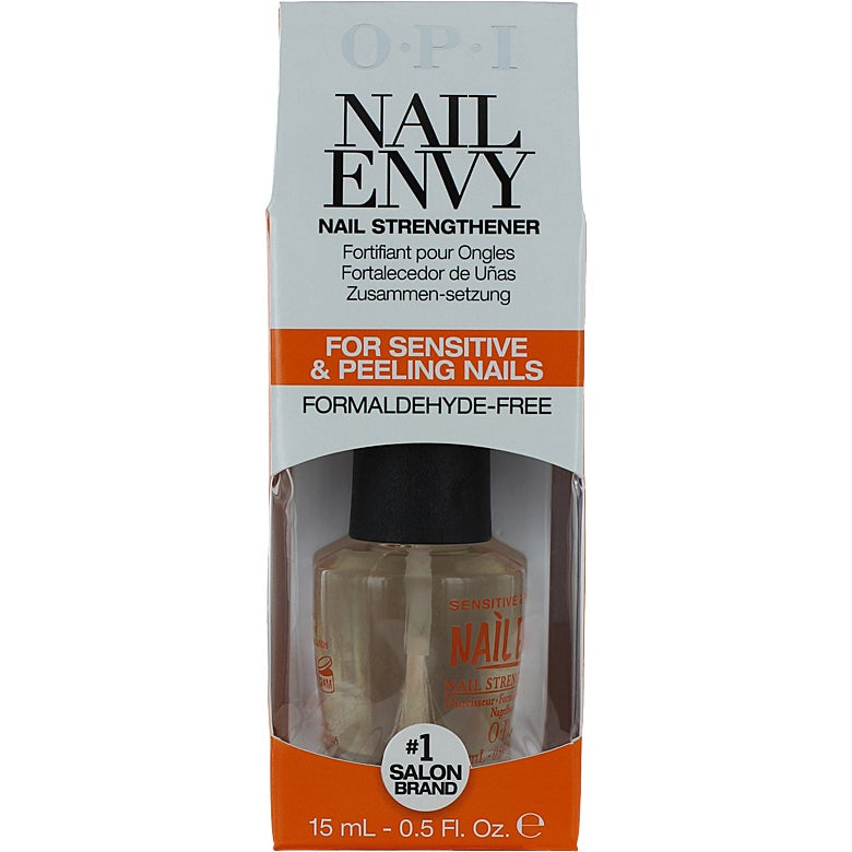 OPI Nail Envy Sensitive Peeling Nail Strengthener