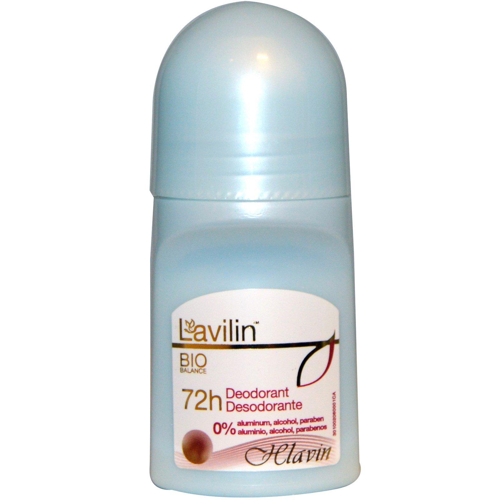Lavilin Bio Balance 72 Hour Roll On Deodorant Unisex