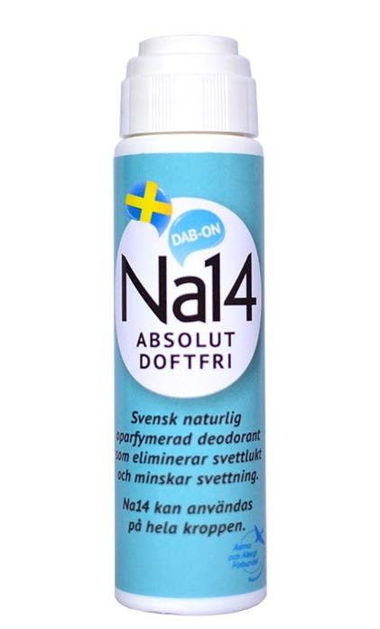 NA14 Absolut Doftfri Deodorant Dab On