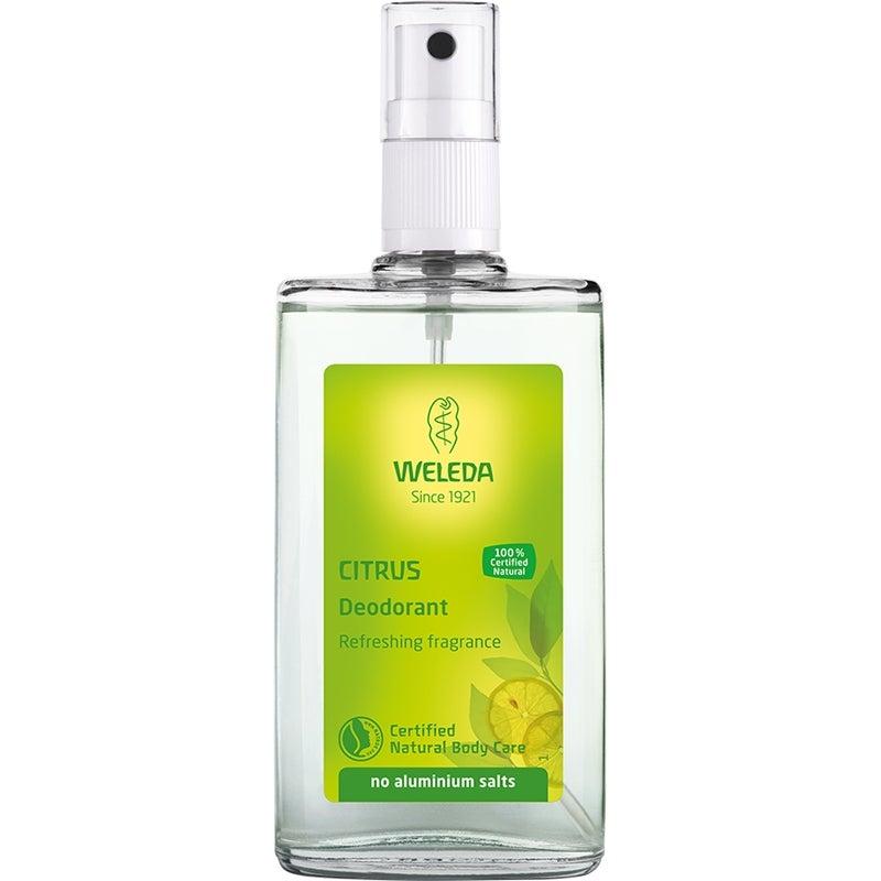 Weleda Citrus Deodorant Spray