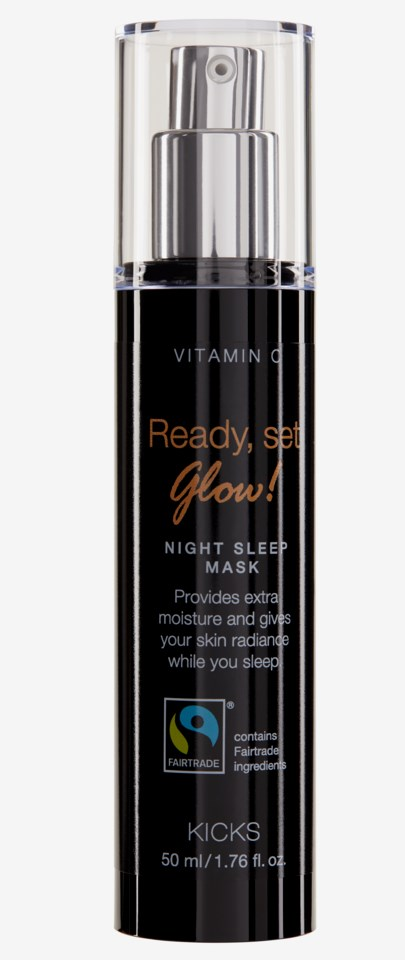 Kicks Beauty Vitamin C Night Sleep Mask