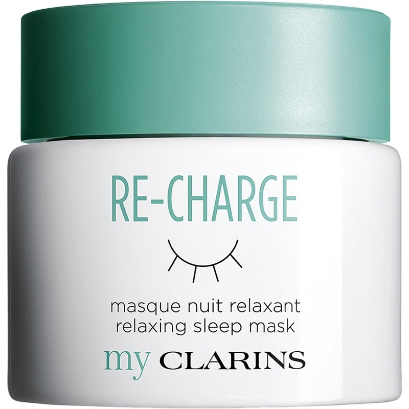 My Clarins ReCharge Relaxing Sleep Mask